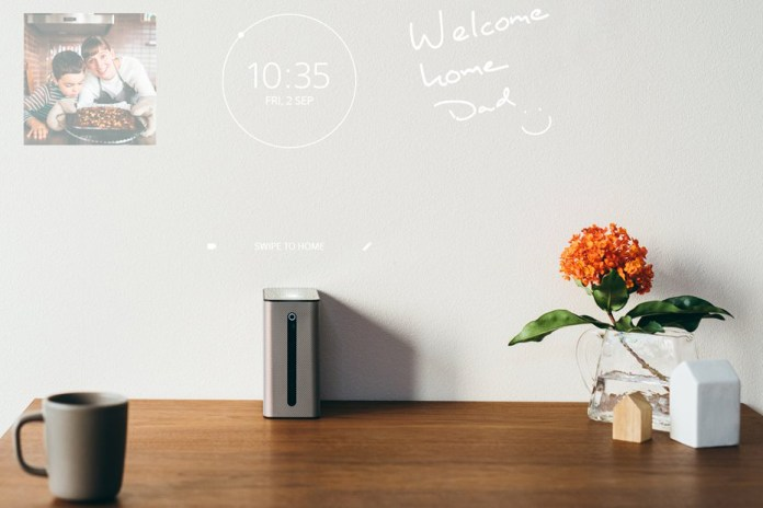 Meet the Xperia Touch, An Interactive Projector That Adapts to Any Flat Surface In Your Home