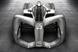 A First Look at Formula E's Incredible Next-Generation Concept