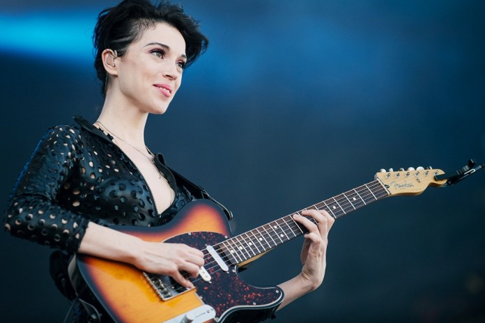 St Vincent Pays Tribute to Prince for Her Beats 1 Show 'Mixtape Delivery Service'