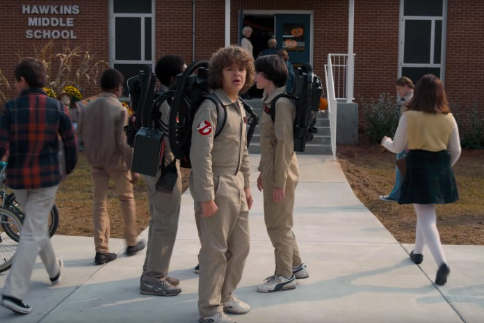 Here's Your First Look at 'Stranger Things' Season 2