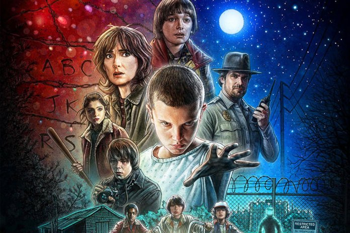 'Stranger Things' Season 2: Check out This New Official Look