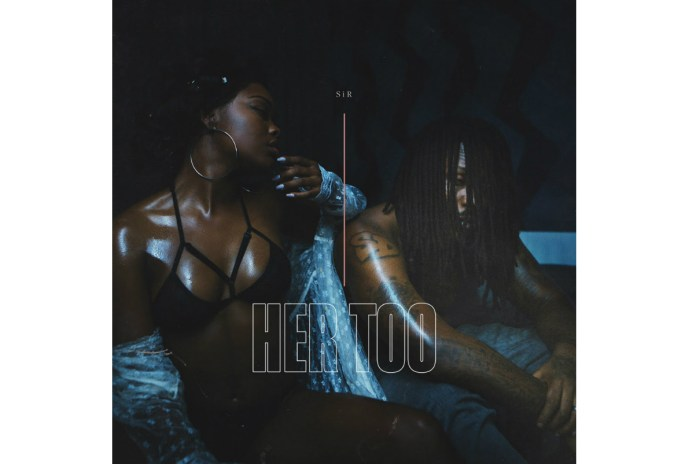 TDE's SiR Releases New 'Her Too' EP