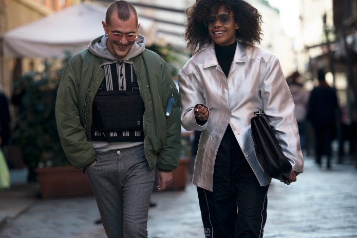 Streetsnaps: Milan Fashion Week February 2017 Part 2