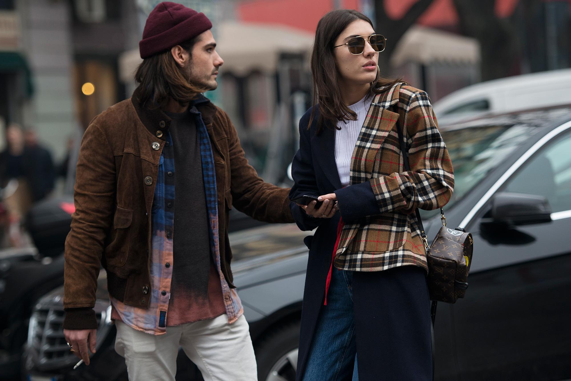 Streetsnaps Milan Fashion Week February 2017