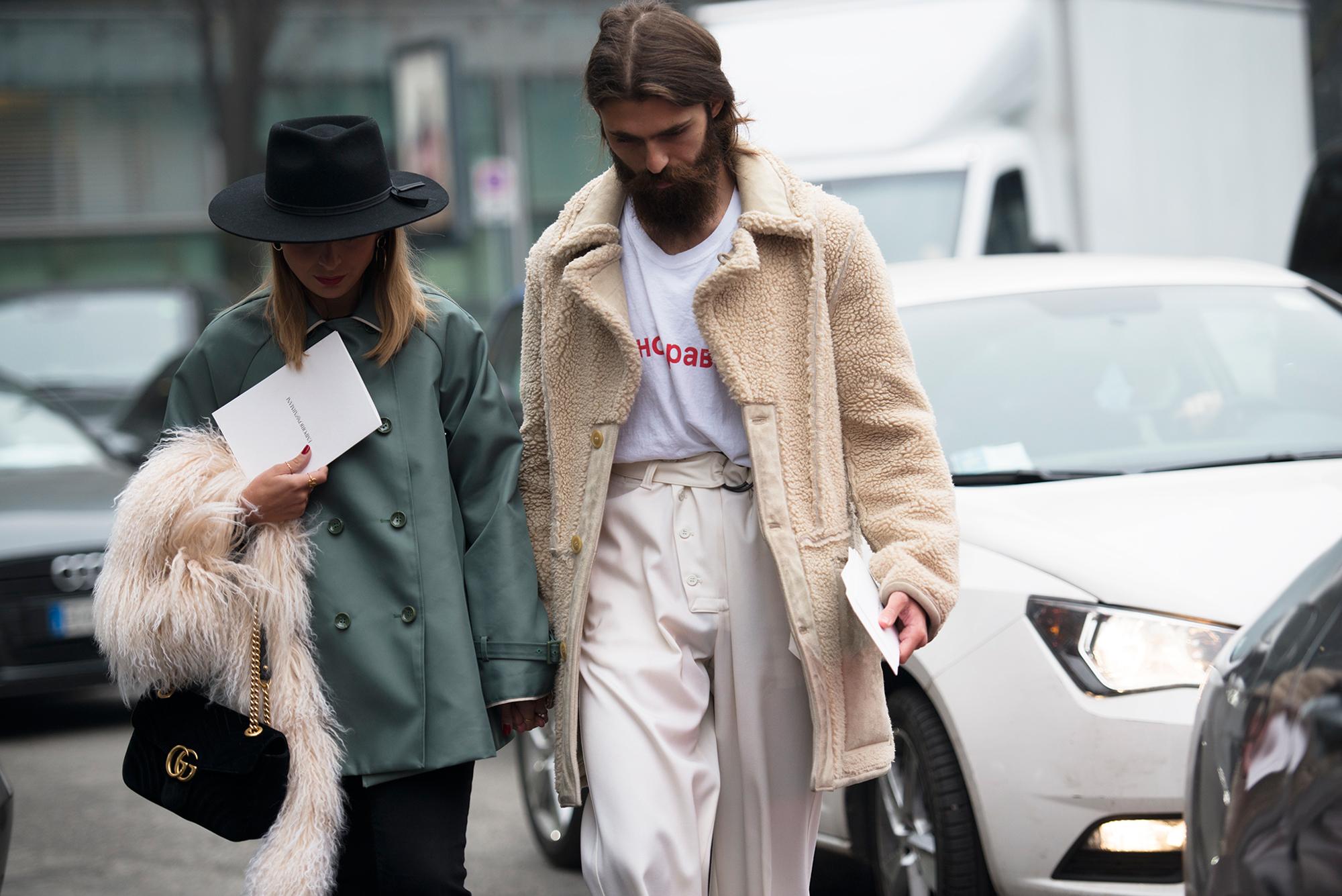 Streetsnaps Milan Fashion Week February 2017 - 3739929