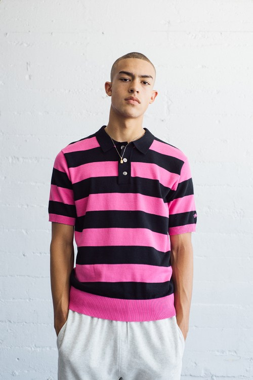 038a22edc41f6f Stüssy Offers Modern Updates of Iconic Styles with its 2017 Spring Summer  Collection