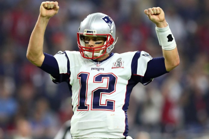 The New England Patriots Defeat the Atlanta Falcons in Super Bowl LI