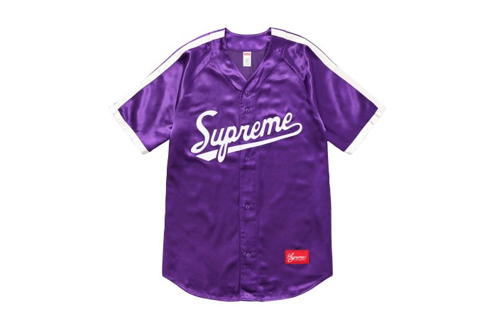 Supreme 2017 Spring/Summer Tops
