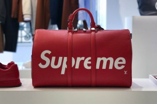 The Supreme x Louis Vuitton Bags Are Available to Pre-Order Now