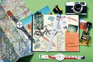 """Swatch Presents Its """"A Traveler's Dream"""" Travel-Themed Watch Series"""