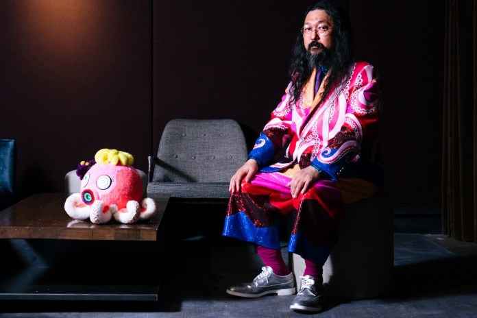 Takashi Murakami Keeps up With Kanye, Wants His Characters on the Louis Vuitton x Supreme Collaboration