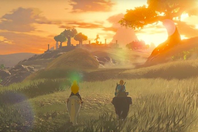 Watch the Stunning New Trailer for 'The Legend of Zelda: Breath of the Wild'