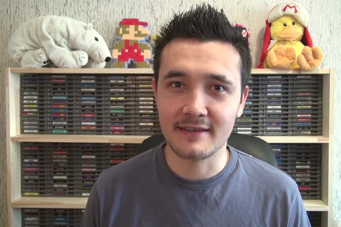 "Twitch Gamer ""The Mexican Runner"" Completes All 714 Nintendo NES Games"