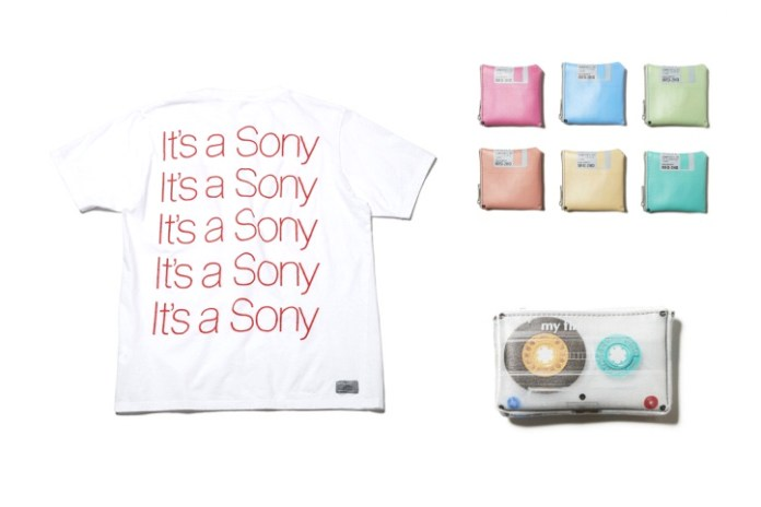 THE PARK · ING GINZA Pays Tribute to the Sony Walkman in Latest Drop