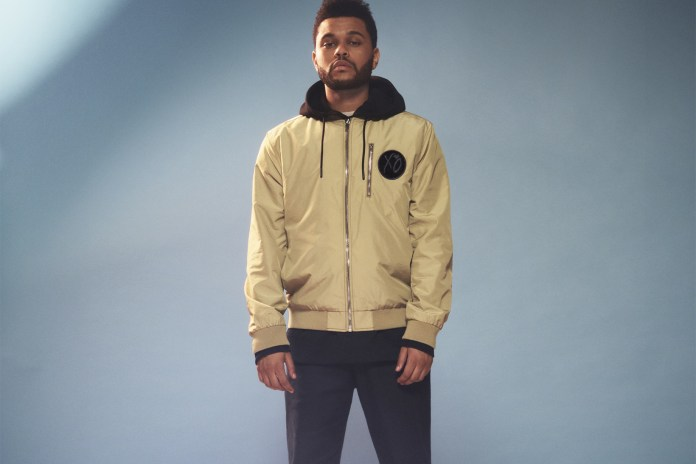 "The Weeknd Models H&M's 2017 ""Spring Icons"""