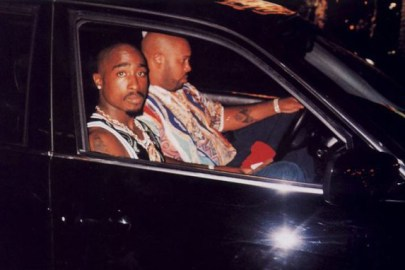 The Car Tupac Was Shot in Is Selling for $1.5 Million USD