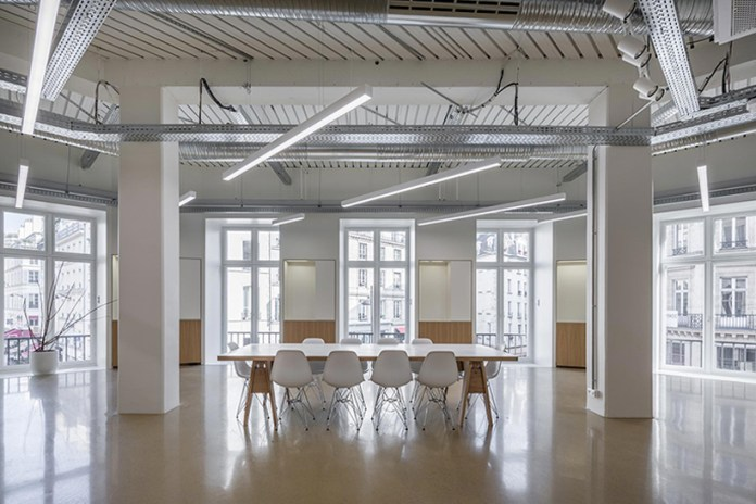 Take a Look Inside Uniqlo U's Paris Design Studio and Showroom