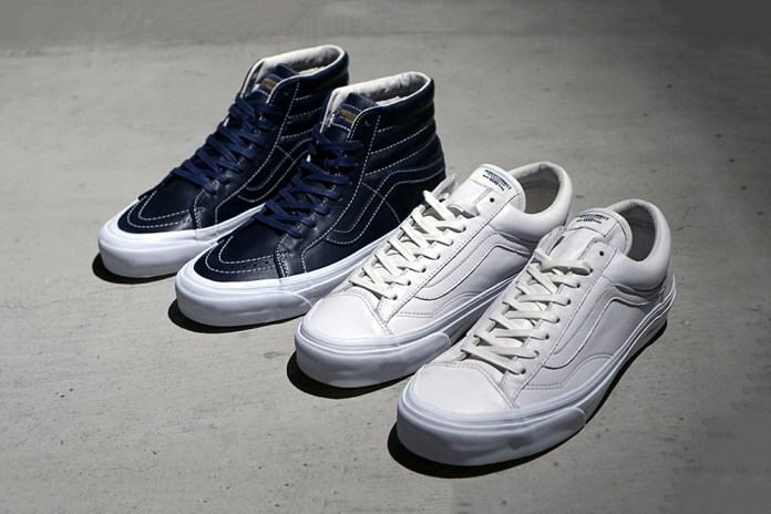 Period Correct x Vans Release a Squadra Corse-Inspired Pack