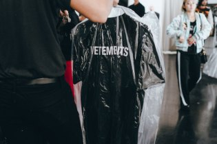 "An In-Depth Look at the Vetements ""DRY CLEANING"" Pop-Up Shop at MAXFIELD LA"