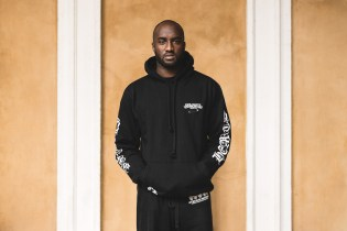 Virgil Abloh Talks About Milan, Traveling and Raf