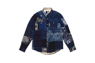 visvim Releases the Beautiful Kerchief Down Jacket KOFU