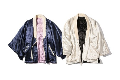 visvim Releases Stunning Sukajan-Inspired Satin Robes