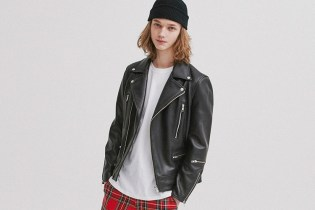 VIVASTUDIO Looks to Punk & Grunge for Its 2017 Spring/Summer Collection