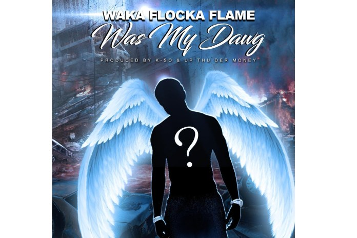 "Listen to Waka Flocka's Gucci Mane Diss Track ""Was My Dawg"""