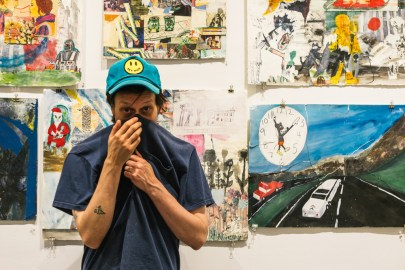 Get Familiar with Supreme Collaborator and Outsider Artist Joe Roberts's Nostalgic Psychedelia