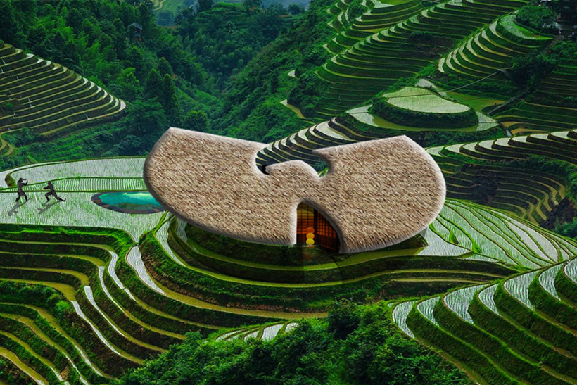 Wu-Tang Clan Samurai Retreat Design