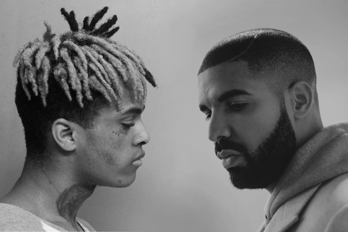 "XXXTENTACION Claims Drake's Career is ""Almost Over"" - 3733810"