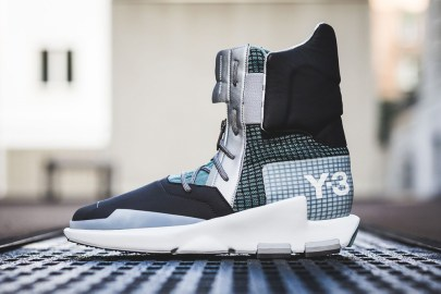 The Y-3 Noci High Returns With an Even More Futuristic Look