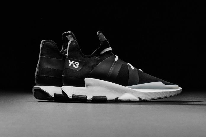 "Y-3 Drops the New Noci Low ""Core Black"""