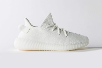 """Picture of YEEZY 350 V2 """"Cream White"""" Alleged Photos Have Surfaced"""