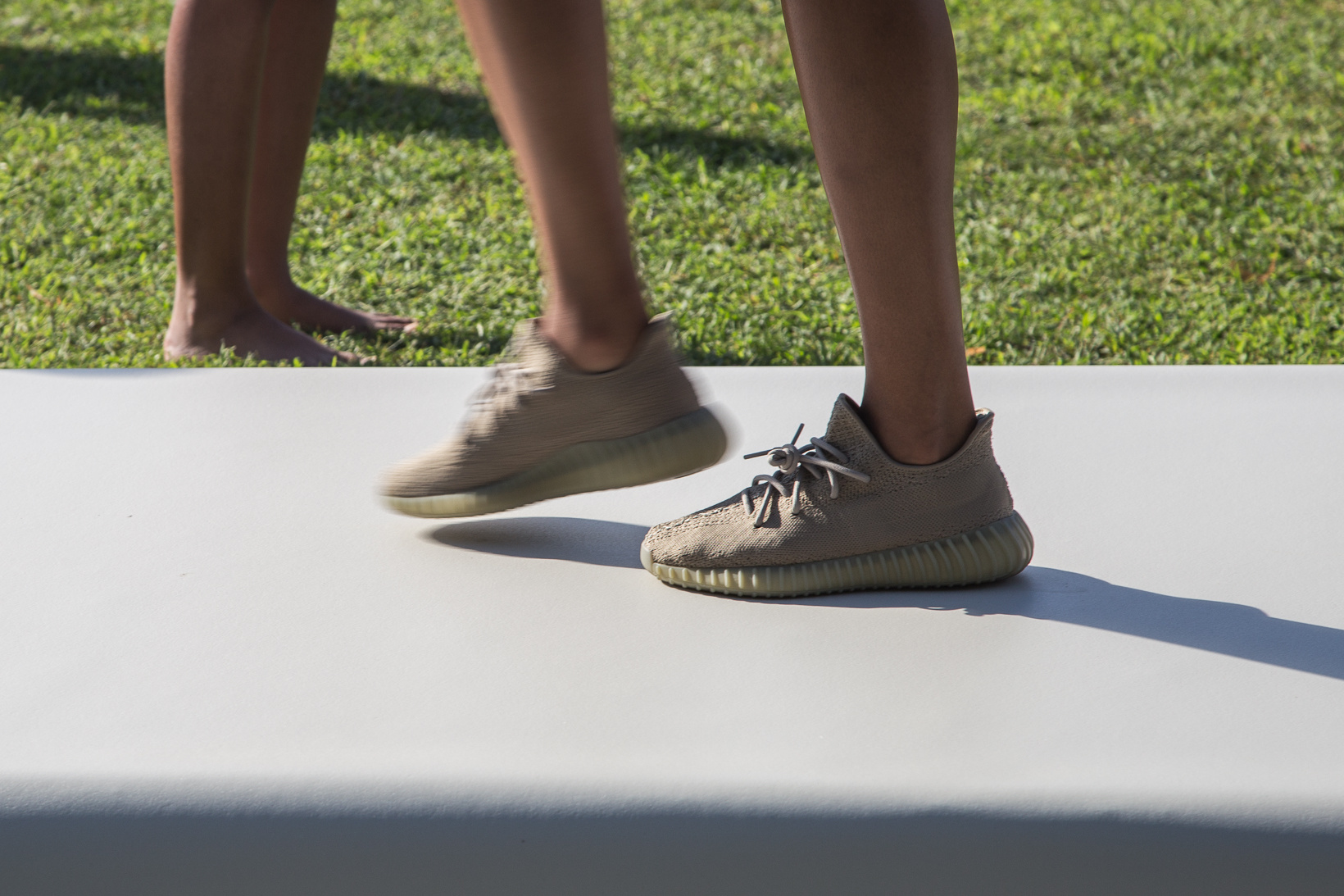 SneakerFits: What To Wear With The adidas Yeezy Boost 350 Moonrock