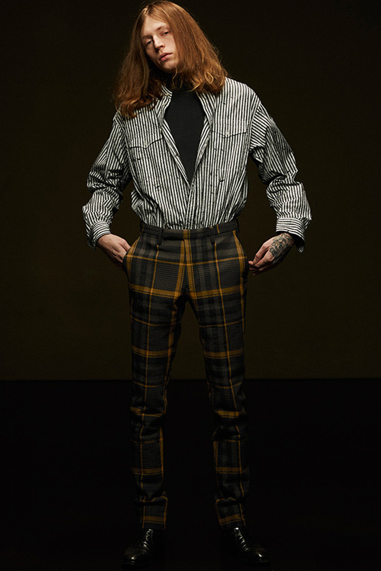 08 Circus 2017 Fall Winter Collection Lookbook - 3767945