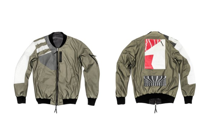 11 by Boris Bidjan Saberi's 2017 Spring/Summer Collection Makes an Impact With Strong Graphics