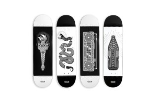 5BORO Enlists Artist Dan Funderburgh For Latest Deck Drop