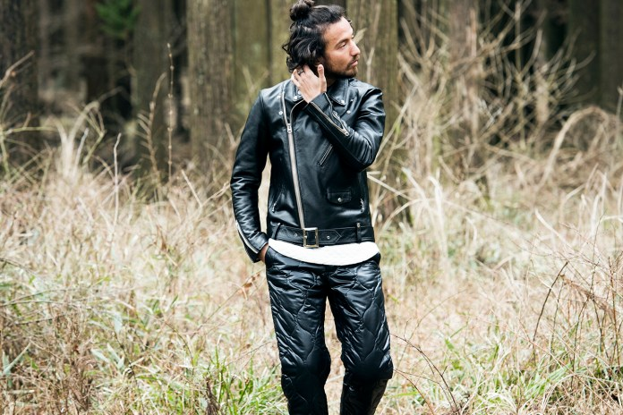 Seveskig's 2017 Fall/Winter Collection Focuses on Reworking the Biker Jacket
