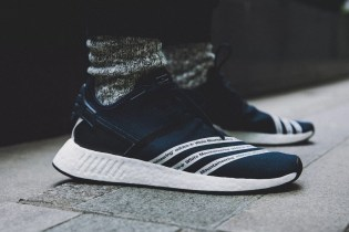 A Closer Look at the White Mountaineering x adidas Originals Footwear Collection
