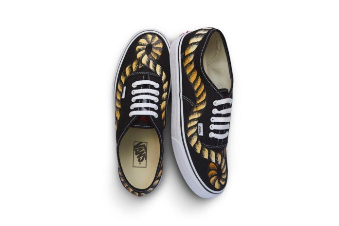 À La Garçonne & Vans Release Two Hand-Painted Pairs of Authentics