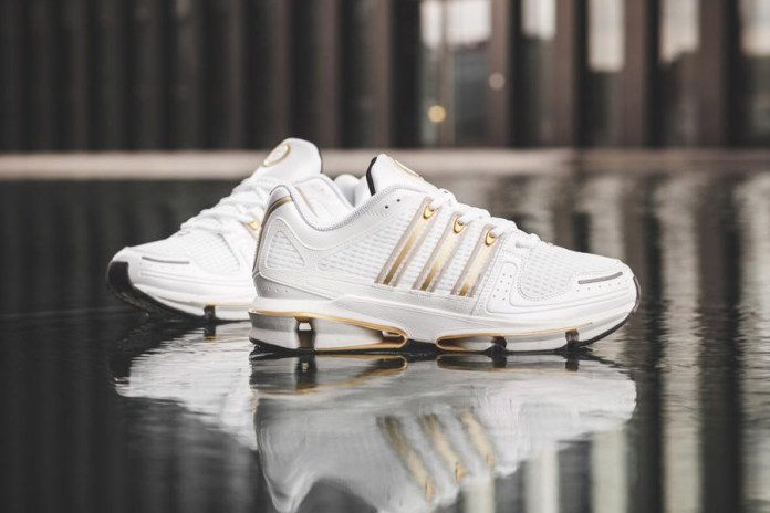 "adidas Takes Comfort to New Heights With A3 Twinstrike ""Goldmet"""