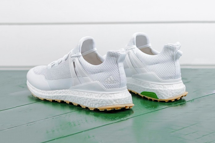 adidas Unveils a Pimento-Inspired Crossknit BOOST Golf Shoe