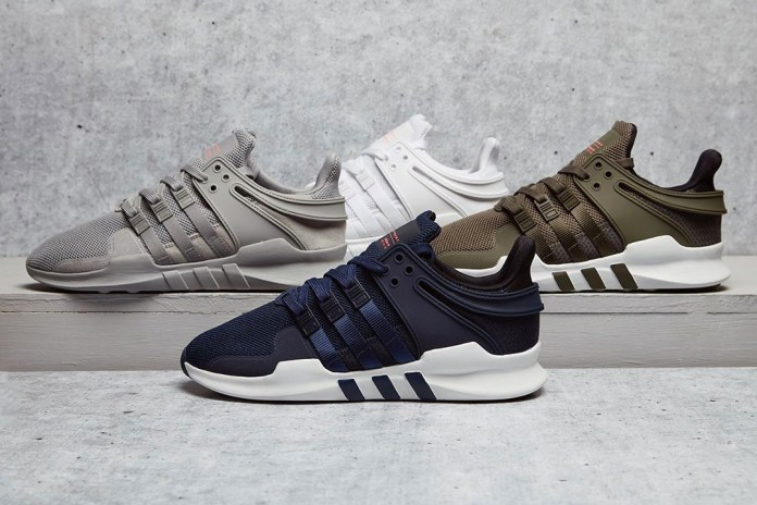 The adidas Originals EQT Support ADV Gets a Clean Tonal Pack