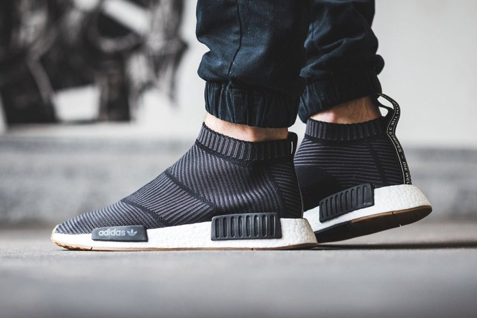 "adidas's NMD City Sock ""Gum Pack"" Is Getting an April Restock"