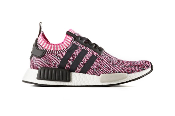 "adidas Flaunts A ""Pink Rose"" Iteration of the Illustrious NMD_R1 Primeknit"