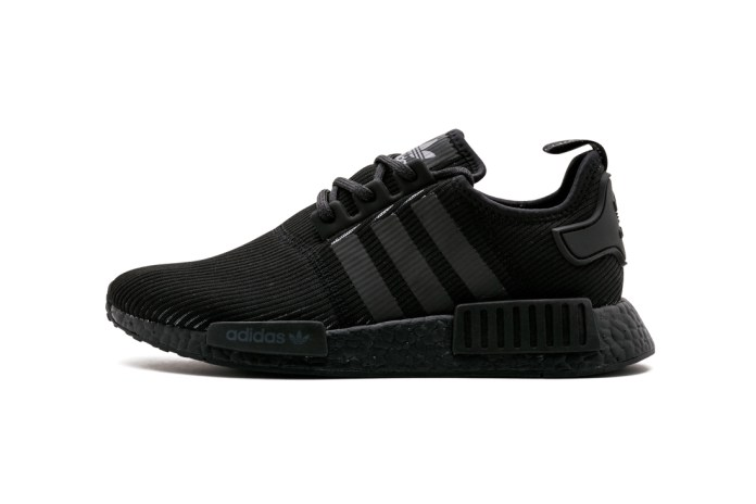 "The adidas NMD_R1 Switches up Its ""Triple Black"" Motif"