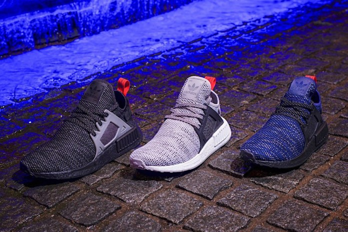 adidas Originals Release Three Exclusive Colorways of the NMD_XR1