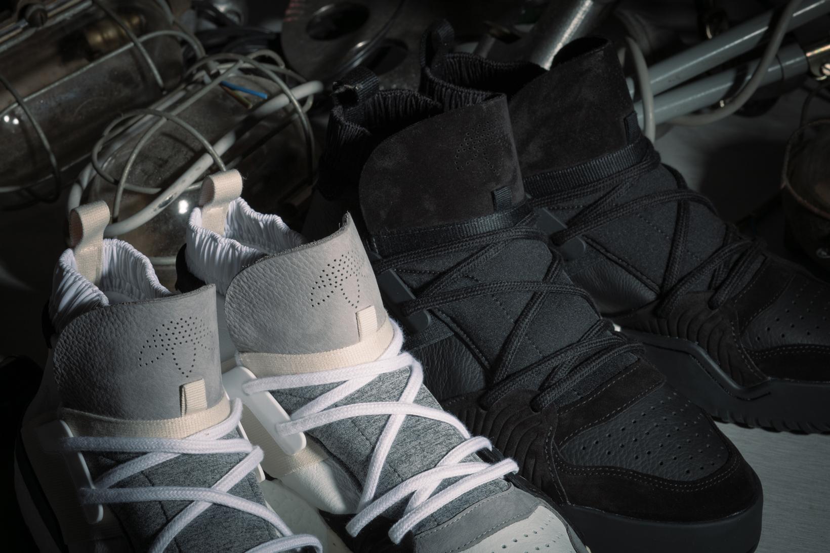 adidas Originals by Alexander Wang Drop 3 BBall Black & White