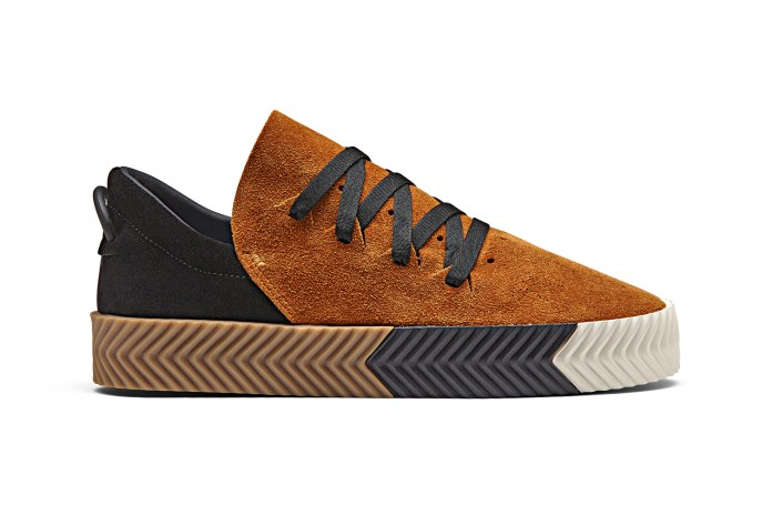 A First Look at the adidas Originals by Alexander Wang Skate Shoe Collection